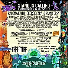Standon Calling 26th - 29th July 2018