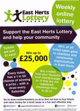 EAST HERTS LOTTERY