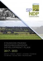 Standon Parish Neighbourhood Development Plan 2017 - 2033