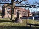 Image: Standon in the sun January 28th